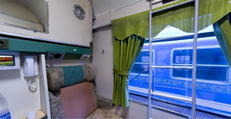 قیمت بلیط قطار رجا تهران مشهد
